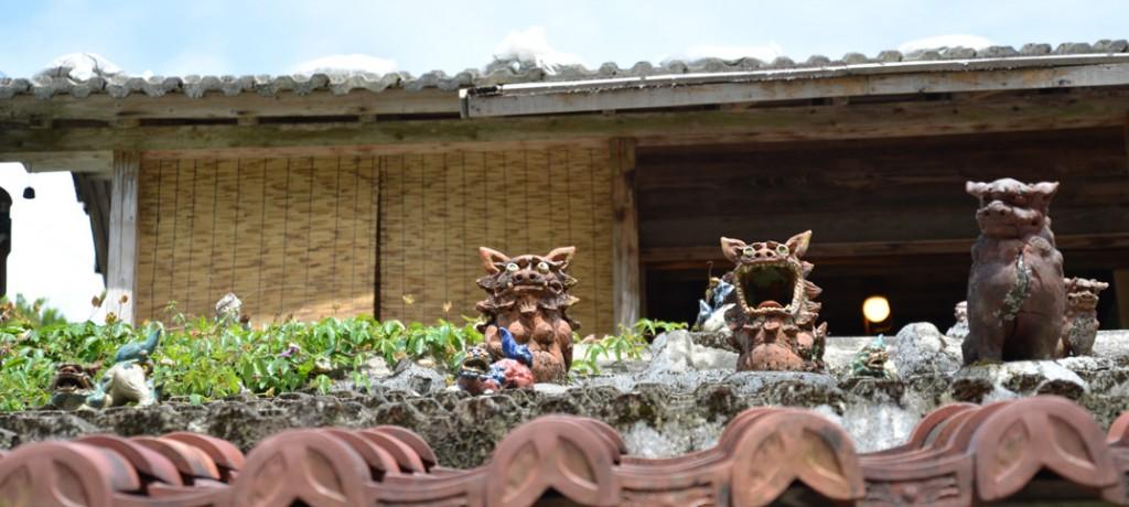 沖縄旅行の写真
