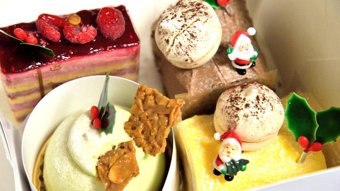 クリスマスケーキ パティスリー スリール