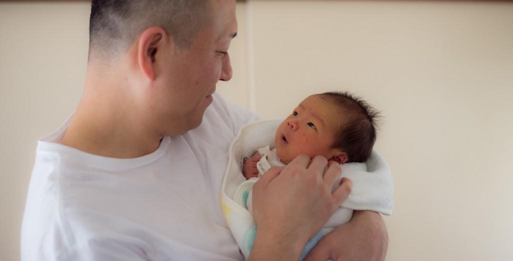 赤ちゃんの名前は「鼓太郎」(こたろう)君になりました。