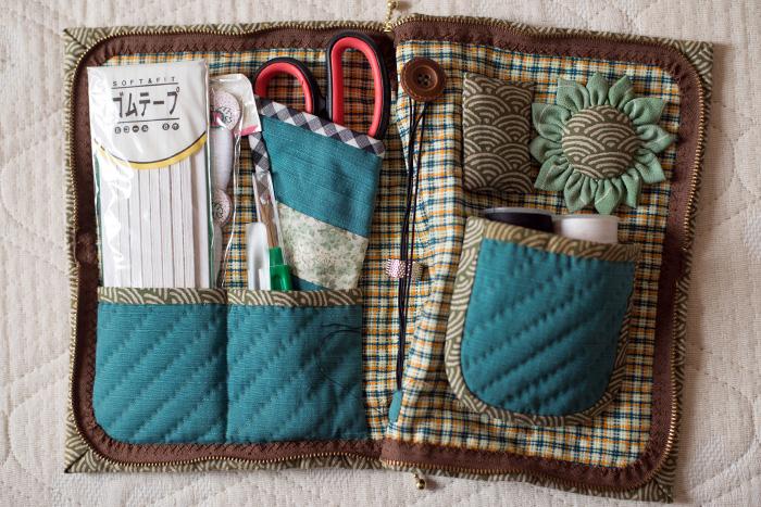 おばあちゃんの洋裁道具