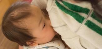 激痛、発熱、悪寒。産後11ヶ月の嫁さんが、乳腺炎になってしまいました。