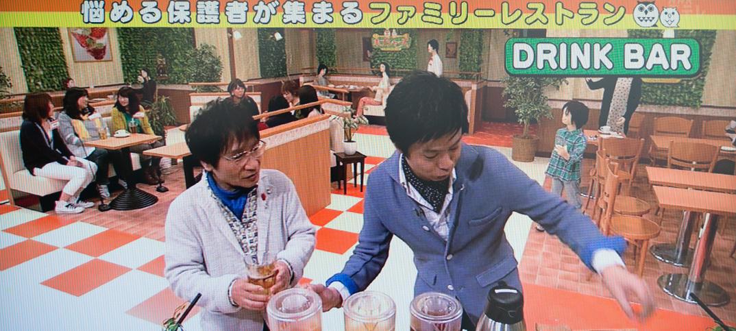 NHKの新番組「ウワサの保護者会」。ファミレスで繰り広げられるママ友会を模したバラエティ番組に爆笑! いや涙……。