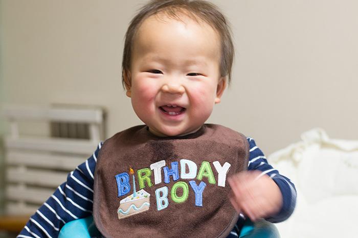 北野 鼓太郎(1歳)誕生日
