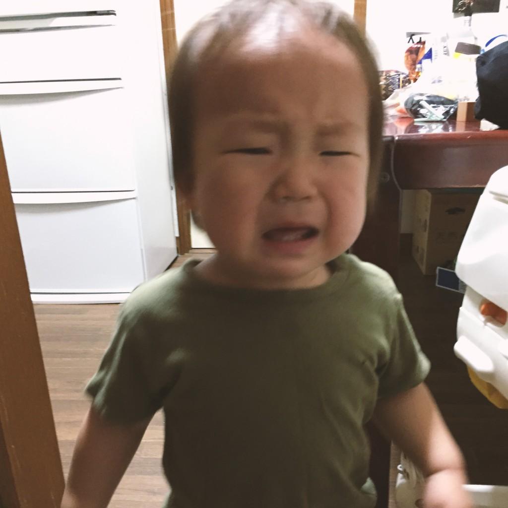 ママがいない!