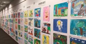 渋谷ギャラリー大和田で「子どもの絵の展示会」。心惹かれた保育園5歳児と小2の作品。