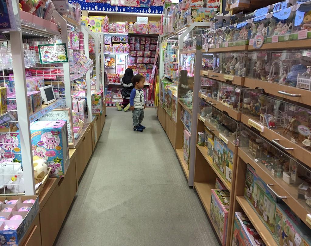 銀座博品館TOY PARK(物色中)