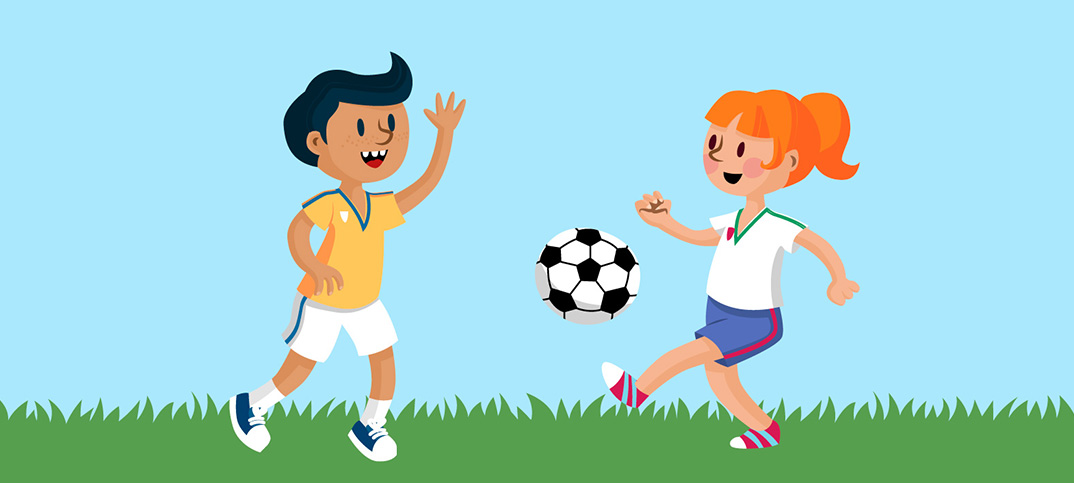 共働き夫婦が、保育園生活をうまく乗り切るコツ。日々の子育ては、サッカーの試合と同じです。
