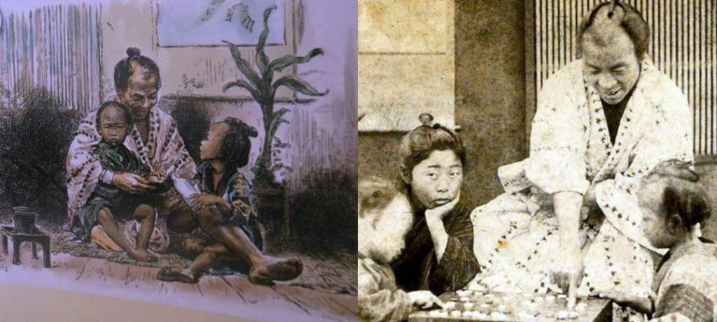 「母親だろ!子育ては君に……」が常識だったのは、ごく一時期間でした。江戸時代、育児の監督責任者は父親。