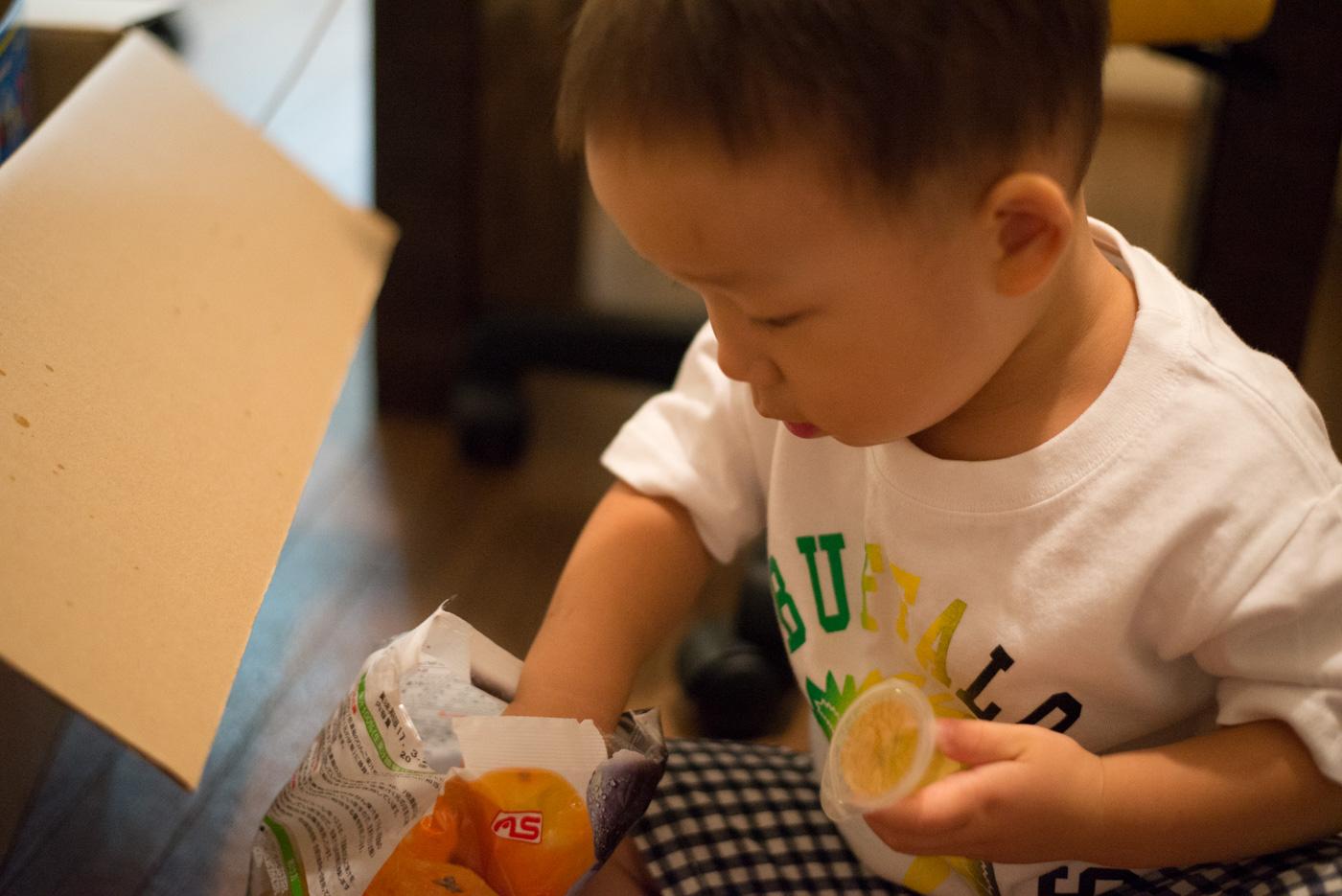 果汁100%ゼリー ミックスフルーツ味 20個入り 息子へのプレゼント