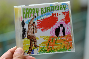 Mi-I アルバム HAPPY BIRTHDAY