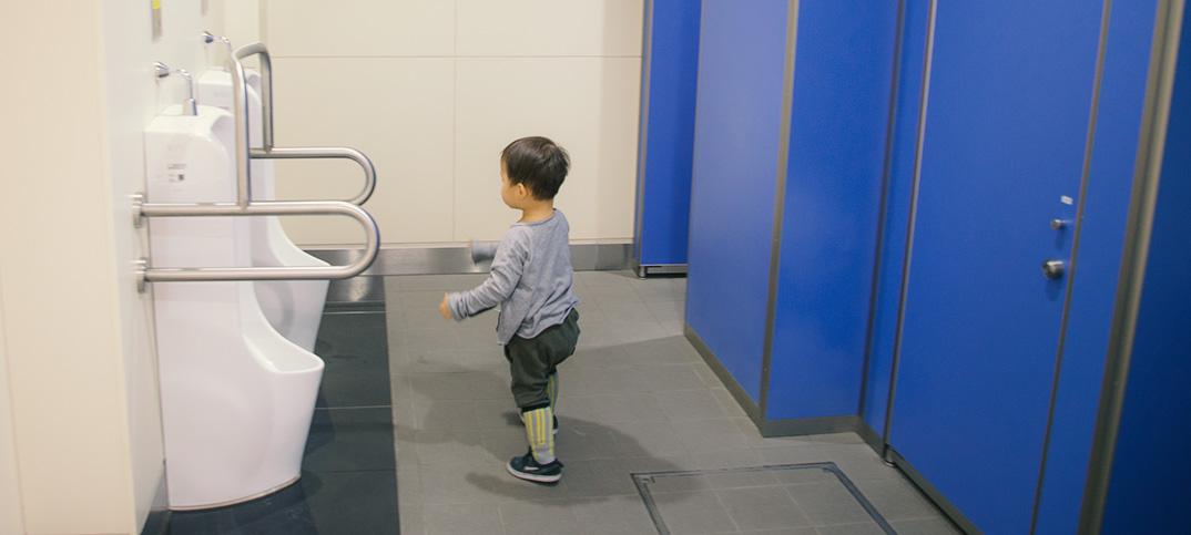 2歳10ヶ月、トイレトレーニングほぼ完了。おむつが外れ、明日からパンツで保育園へ登園!