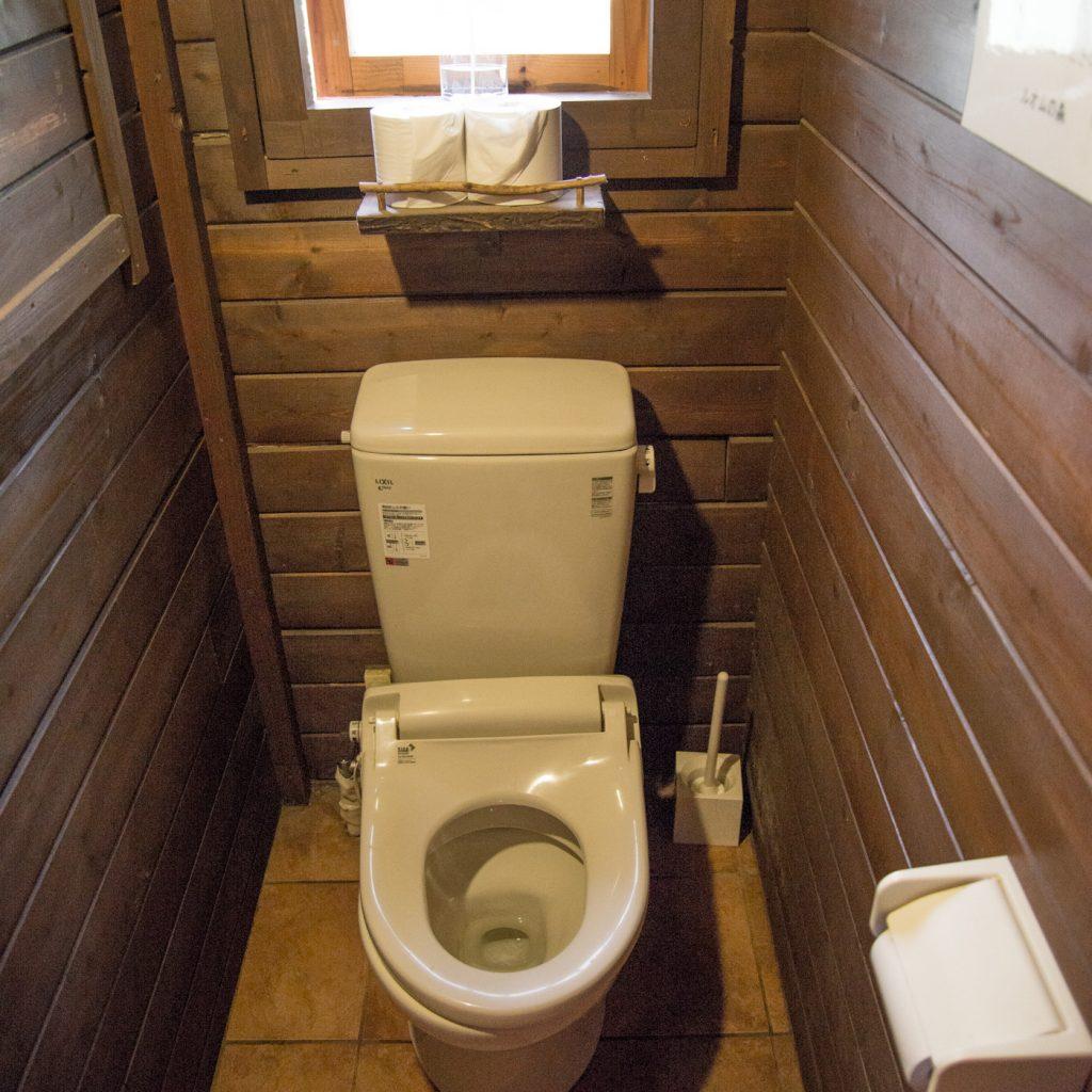 スウィートグラスアドベンチャー トイレ
