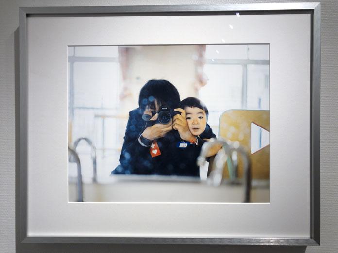 パパと息子 幡野広志 作品展「優しい写真」