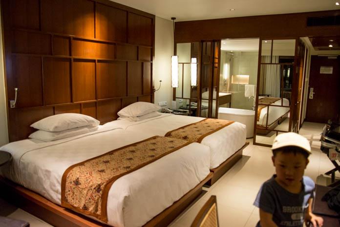 パドマ リゾート レギャン (Padma Resort Legian) の部屋