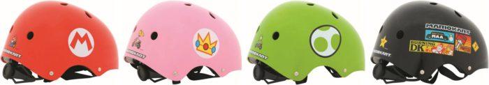 マリオカートキッズヘルメット
