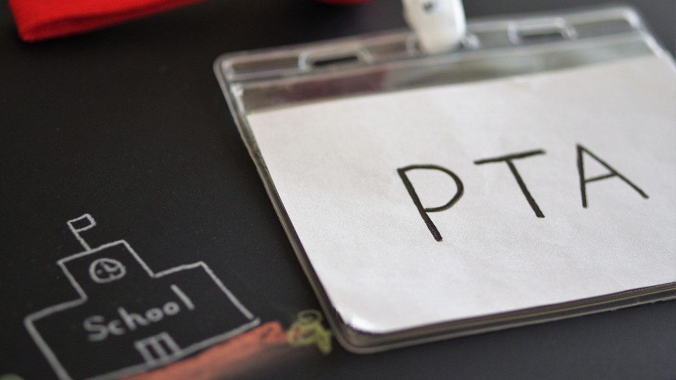PTAの名札