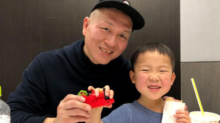 父親と息子
