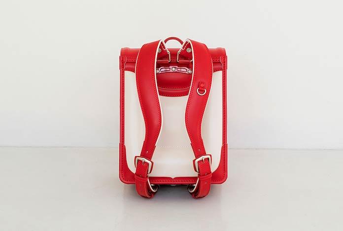 土屋鞄製造所のランドセルの背カン
