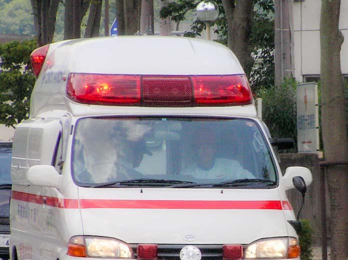 救急車で破水した妊婦を救急搬送