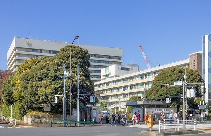 慶應義塾大学病院 外観