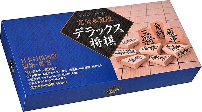 幻冬舎(Gentosha) 完全木製版 デラックス将棋