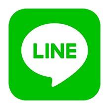 LINE アプリのアイコン